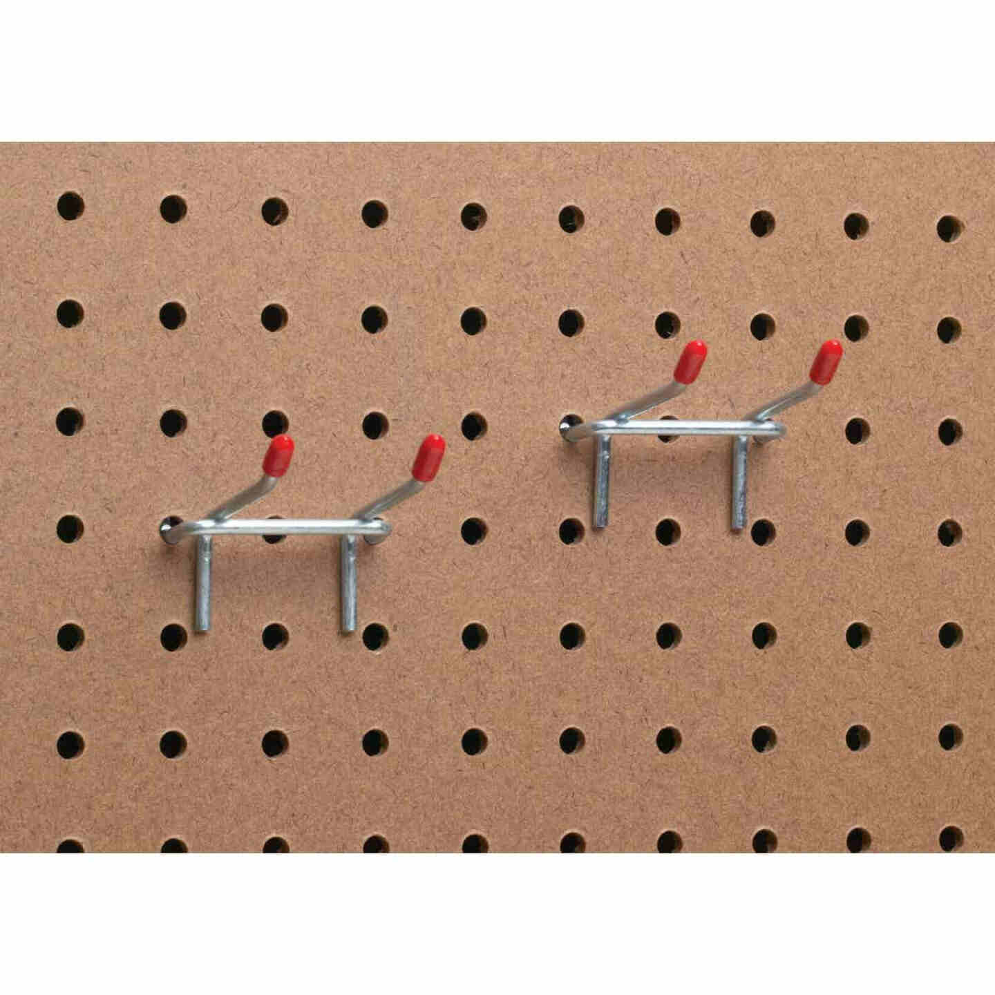 2 In. Double Arm Safety Tip Straight Pegboard Hook (2-Count) Image 3