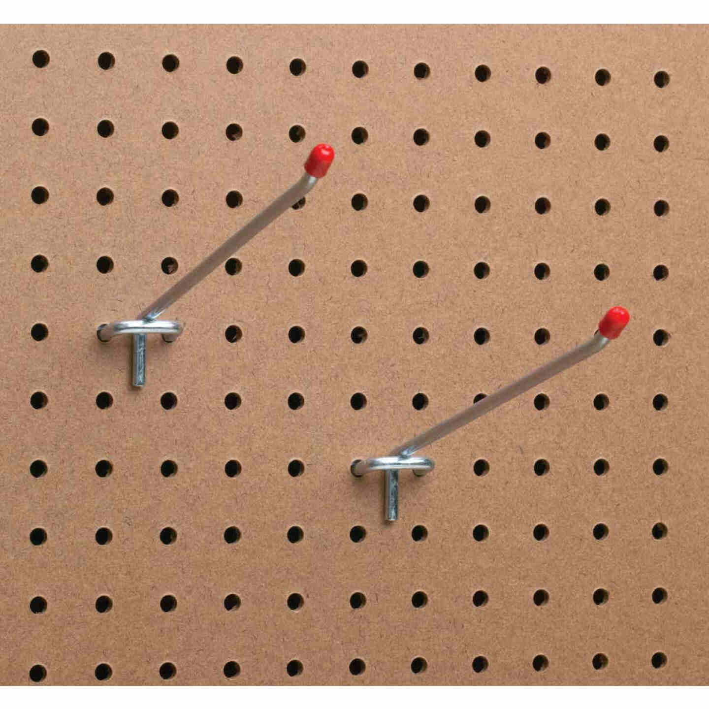 8 In. Medium Duty Safety Tip Straight Pegboard Hook (2-Count) Image 3