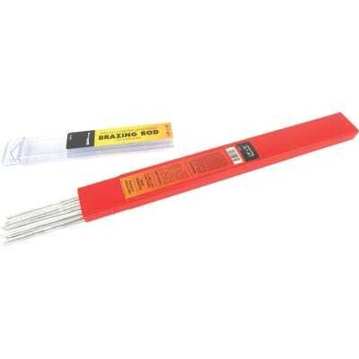 Forney Easy-Flo 1/8 In. x 18 In. Aluminum Brazing Rod (8-Pack)