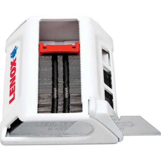 Lenox Gold 2-Point Titanium Edge Utility Knife Blade (50-Pack)