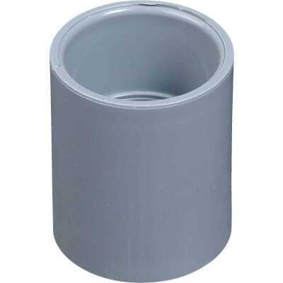 Carlon PVC 1/2 In. Socket Conduit Coupling