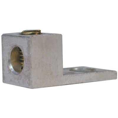 Gardner Bender #14 to #10 STR, #14 to #00 SOL Aluminum Mechanical Lug Terminal (2-Pack)