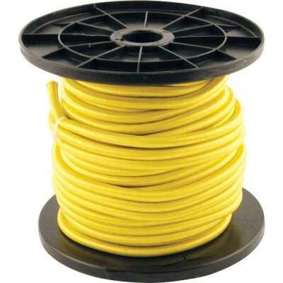 "Erickson 1/4"" x 100' Yellow Bulk Bungee Cord"