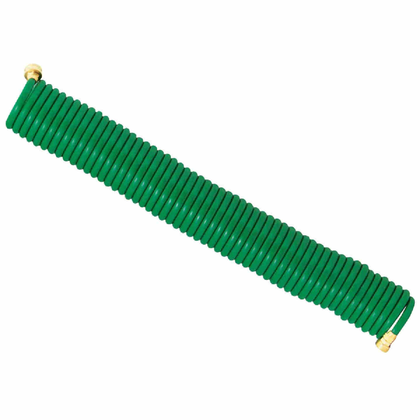 Best Garden 3/8 In. Dia. x 50 Ft. L. Coiled Hose Image 1