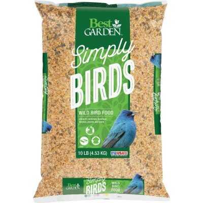 Best Garden Simply Birds 10 Lb. Wild Bird Seed