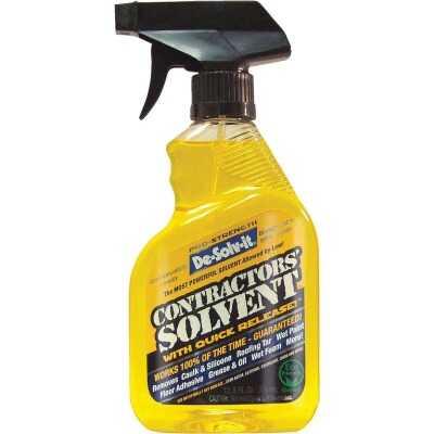 De-Solv-it 12.6 Oz. Pro-Strength Contractors' Spray Solvent Adhesive Remover