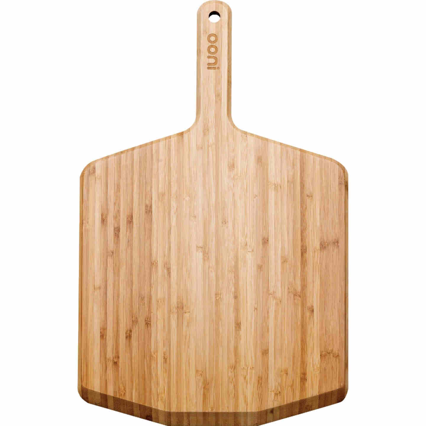 Ooni 12 Bamboo Pizza Peel & Serving Board Image 1