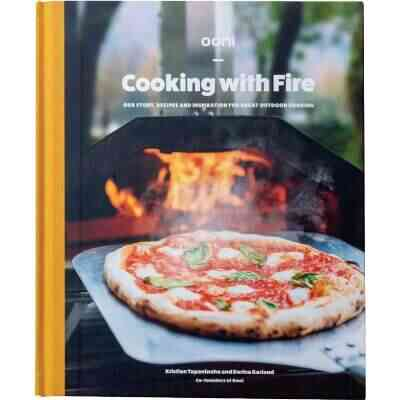 Ooni Cooking With Fire Cookbook