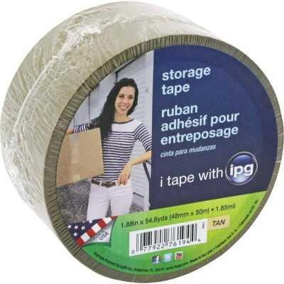 IPG 1.88 In. X 55 Yd. Tan Sealing Tape